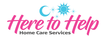 Here to help home care services-logo